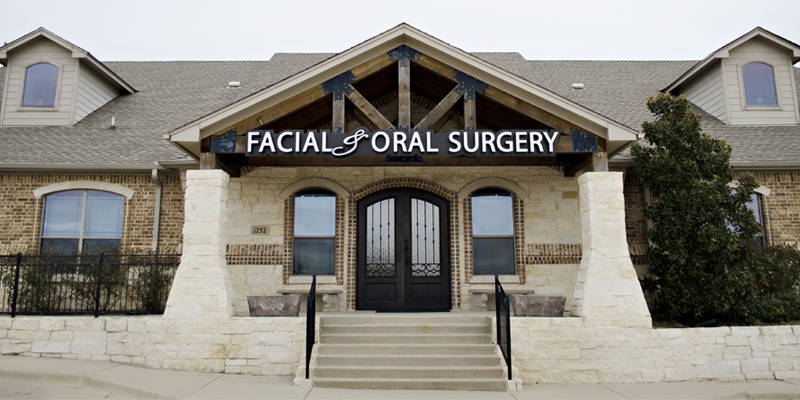 Facial & Oral Surgery Center in Mansfield